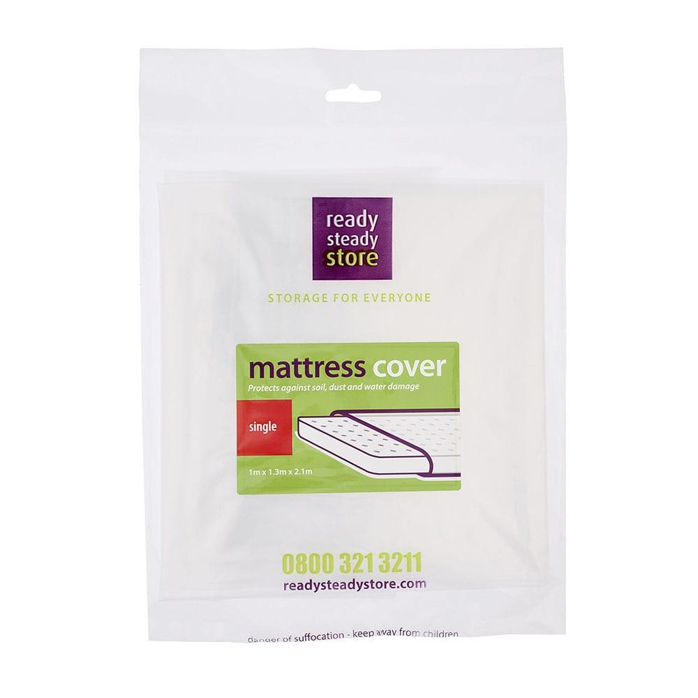 Single Mattress Cover Ready Steady Store