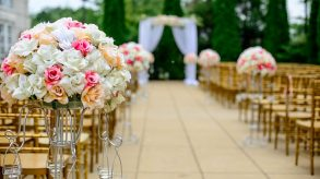 Wedding planners: Need affordable storage for your business?