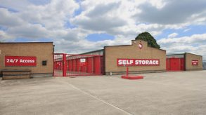 Study space: Alternative ways of using self storage units