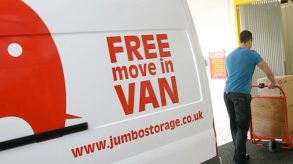 Free transit van service – Going the extra mile for our customers