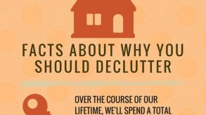 Facts about why you should declutter