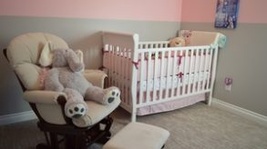 Tips for designing your first nursery