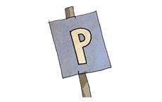 parking thumb