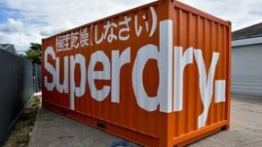 Shipping containers as you have never seen them before