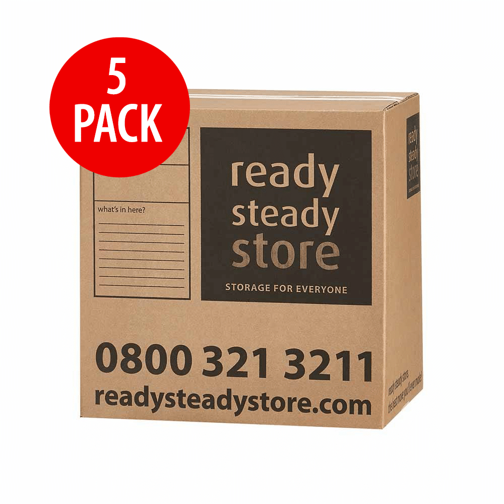 single box 5 pack