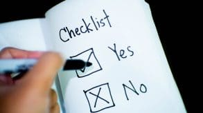 House Viewing Checklist