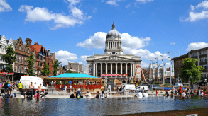 Top things to do in Nottingham
