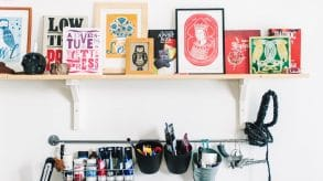 Creative Storage Ideas: Hanging Storage