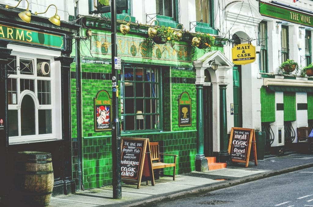 Pubs in Manchester city centre